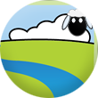 Exe Valley Lamb Logo